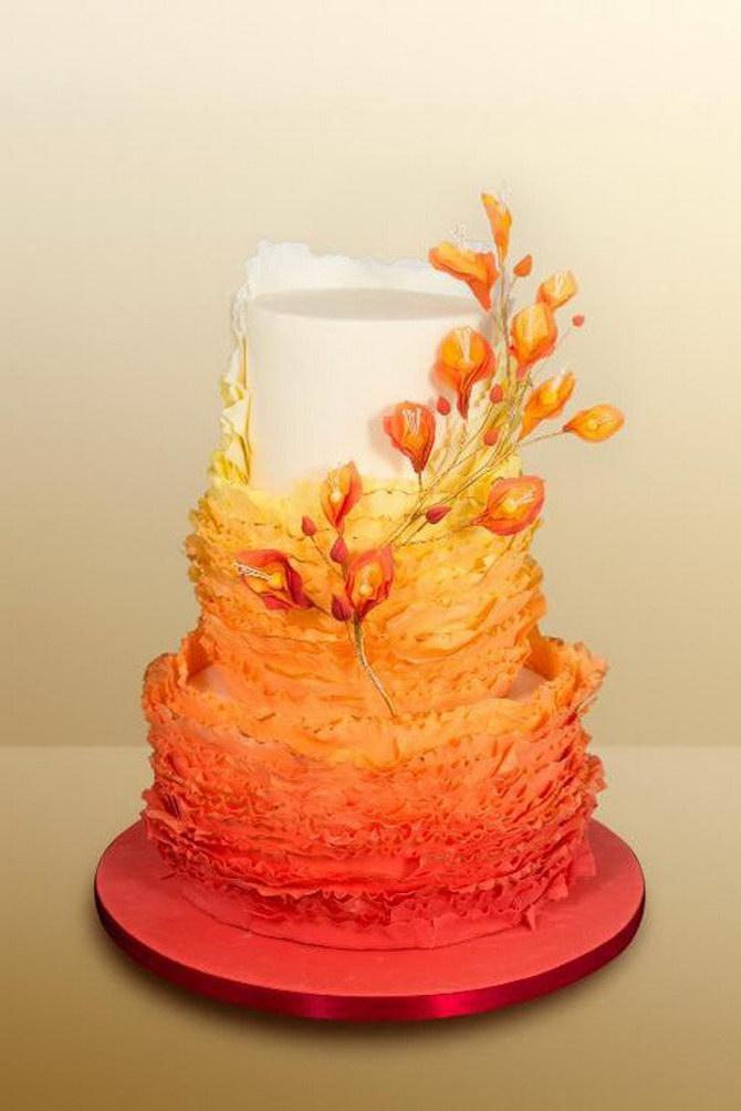 【完美一刻 分享】婚礼风格 橙色系婚礼