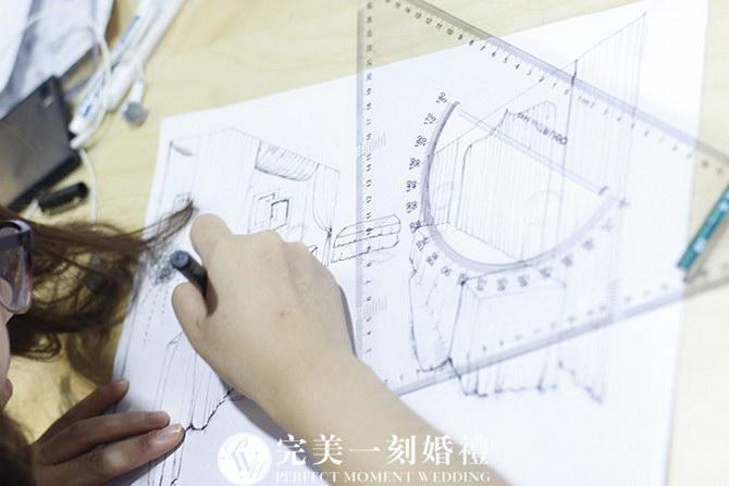 【第14期】婚礼手绘设计课程