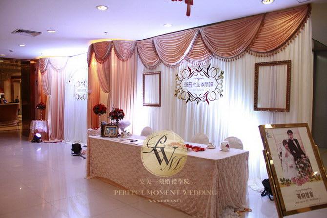【完美一刻 婚礼策划】愚人节的欧式婚礼